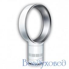 Безлопастной вентилятор Alenfan F25 white/silver