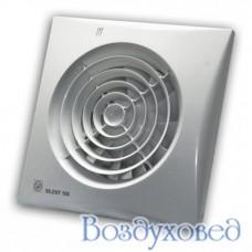 Вентилятор накладной SILENT - 100 CZ