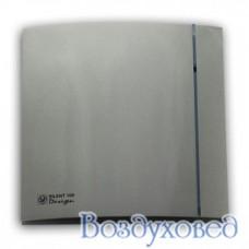 Вентилятор накладной SILENT-100 CRZ SILVER DESIGN