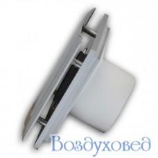 Вентилятор накладной SILENT-200 CHZ SILVER DESIGN-3C